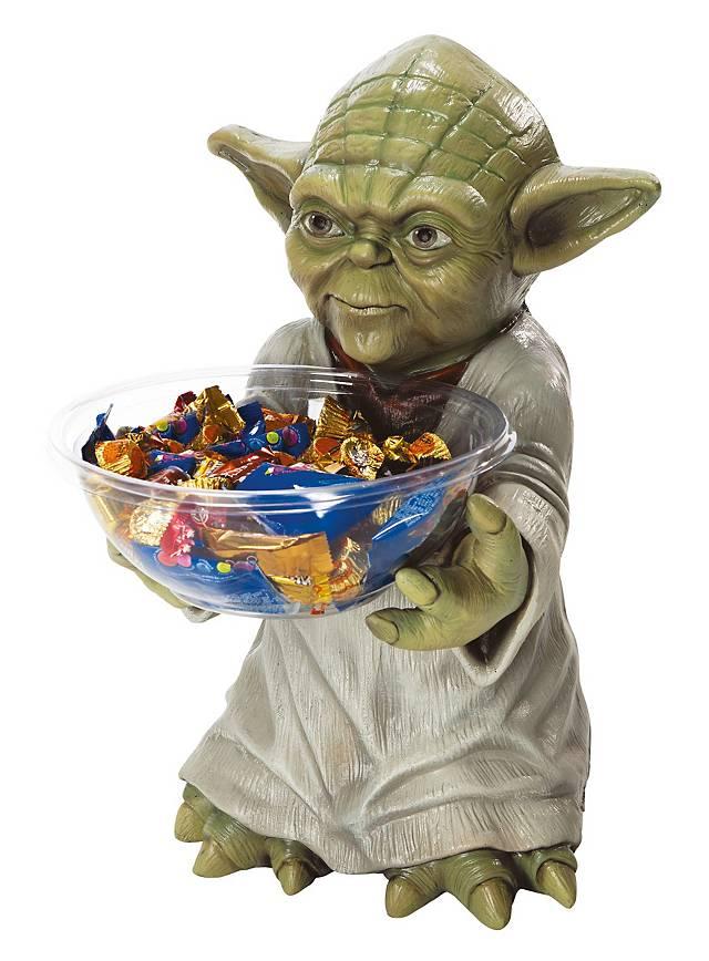 Présentoir à friandises Yoda Star Wars