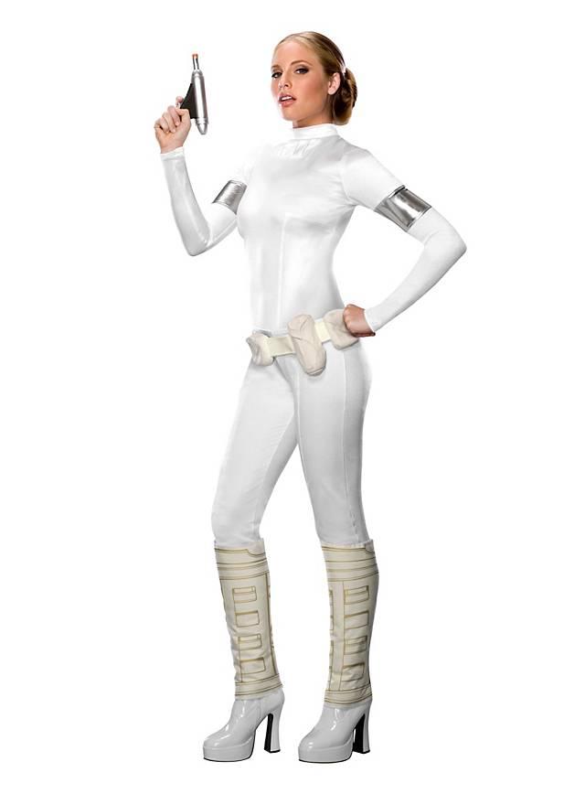 Princess amidala jumpsuit costume - Princesse amidala ...