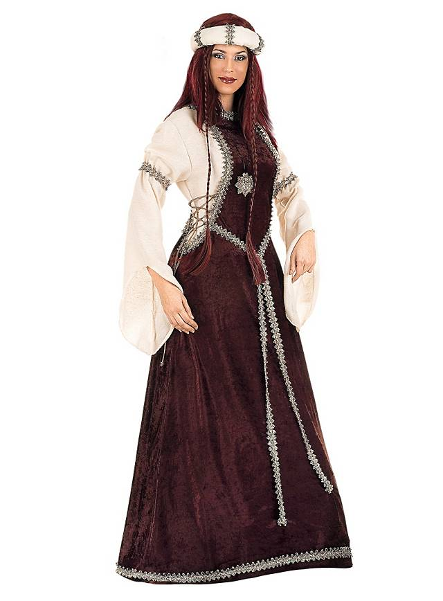 Prinzessin Brunhild Kostüm