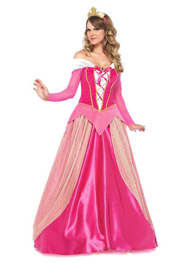Prinzessin Kostüm pink