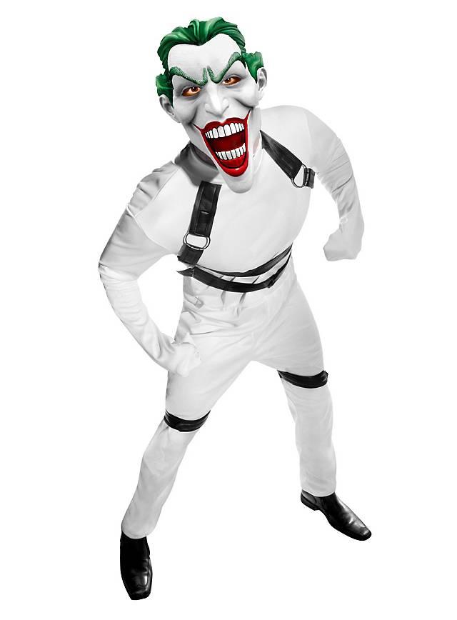 Psycho Joker Costume Maskworldcom