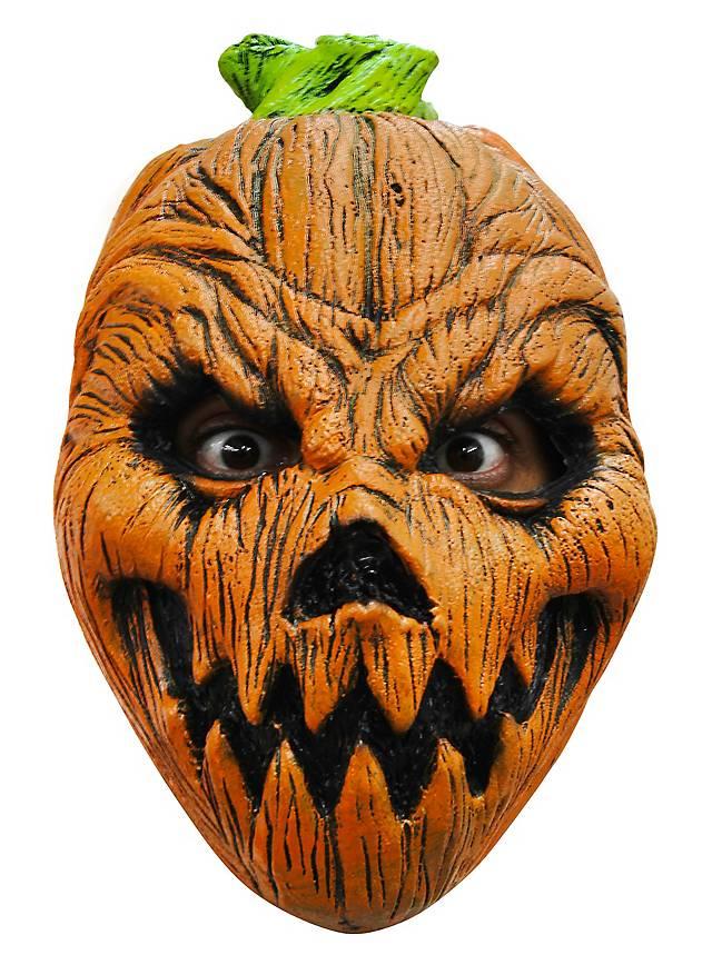 Pumpkin Kürbismaske