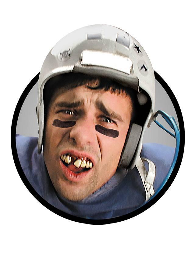 Quarterbuck Zähne