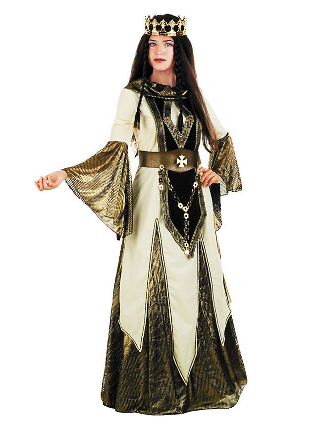 Guinevere Costumes Adults Queen Guinevere Costume