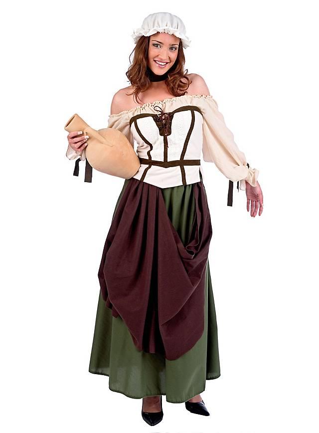 Queen of Wine Costume