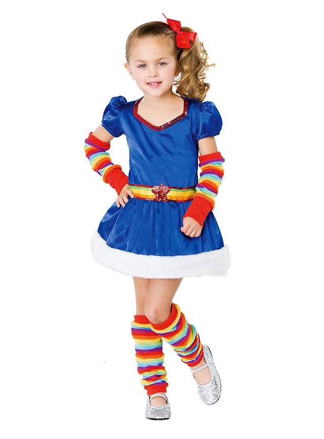 Rainbow Fairy Child Costume
