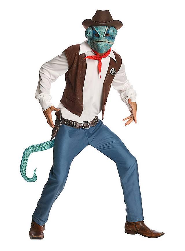 Rango Cowboy Costume Maskworld Com