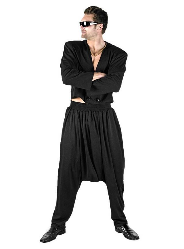 Rapper MC Anzug