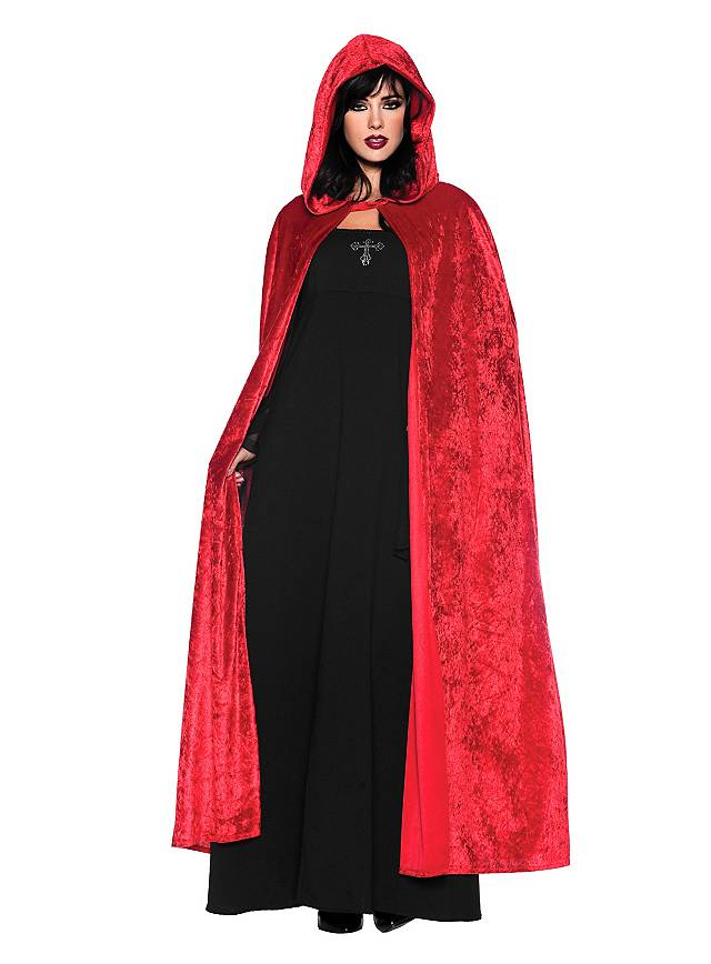 Red Riding Hood Cape Maskworld Com