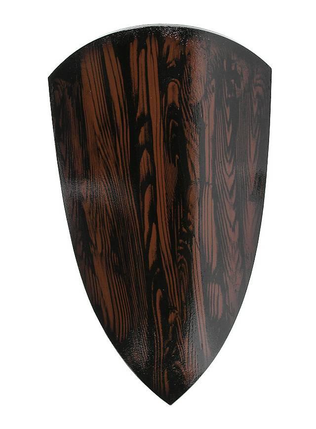 Reiterschild Holz