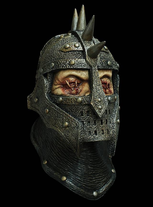 Resident Evil Garrador Maske