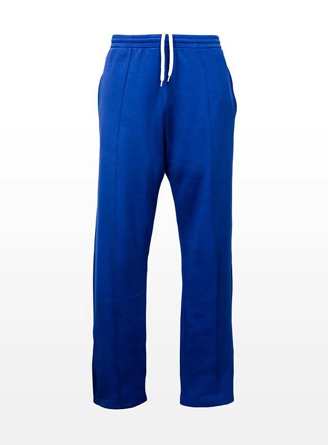 100% hohe Qualität Beste 100% original Retro Sporthose blau