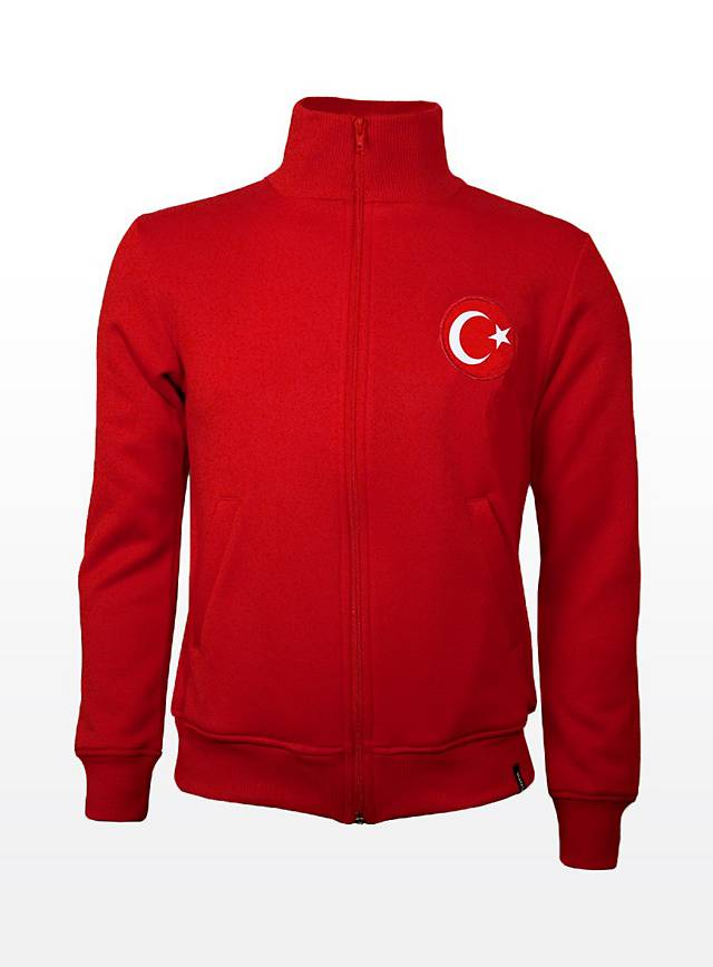 Retro Team Jacket Turkey 1970s