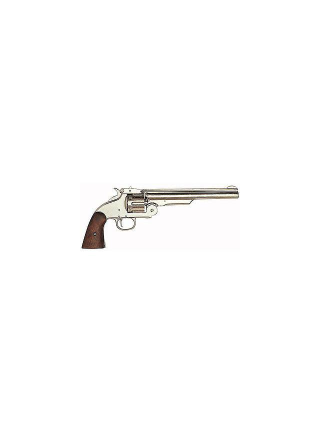 "Revolver ""Magnum"" nickel-plated"