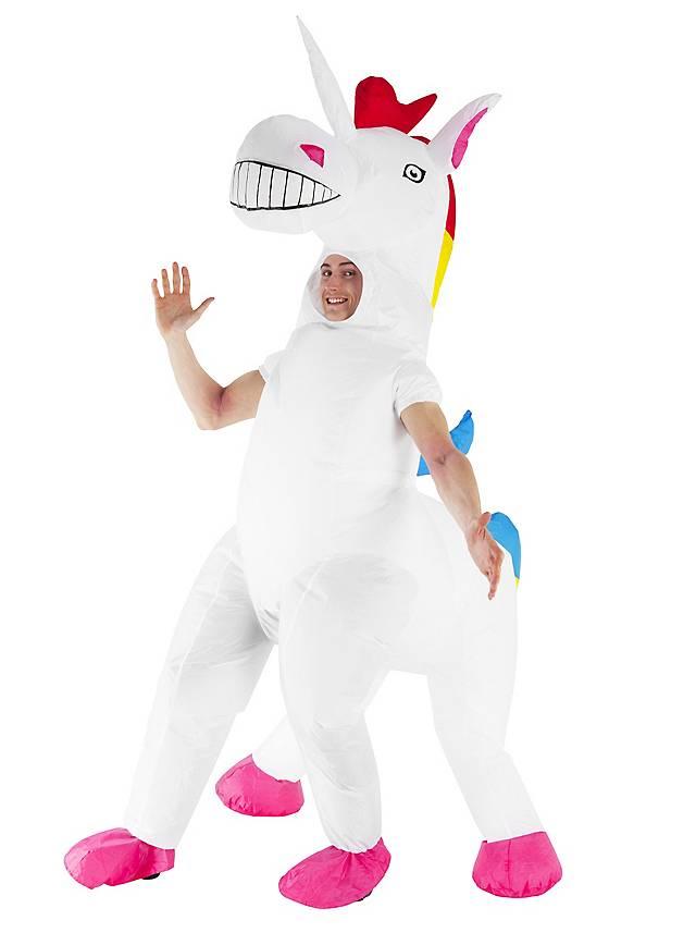 Riesen Einhorn Aufblasbares Kostüm