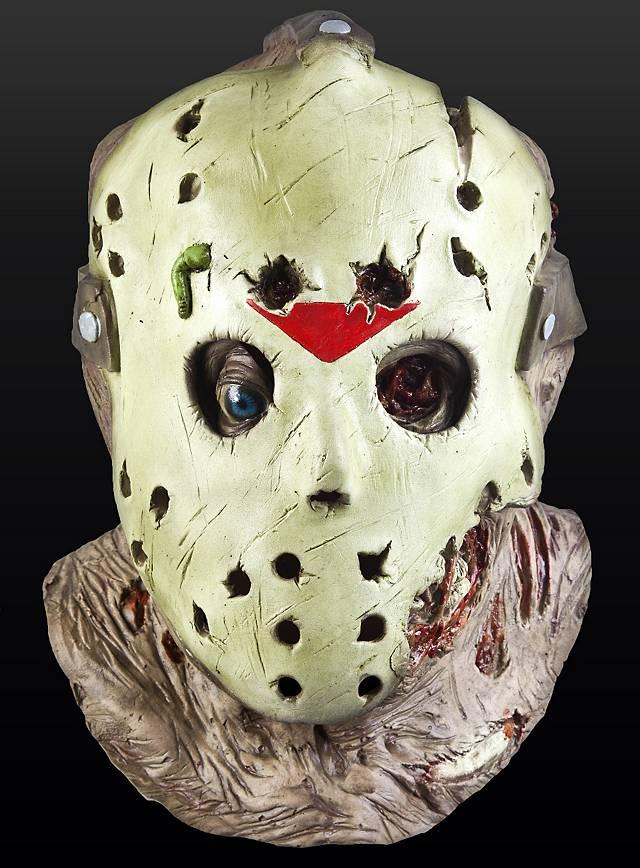 Riesenmaske Jason Voorhees Maske aus Latex