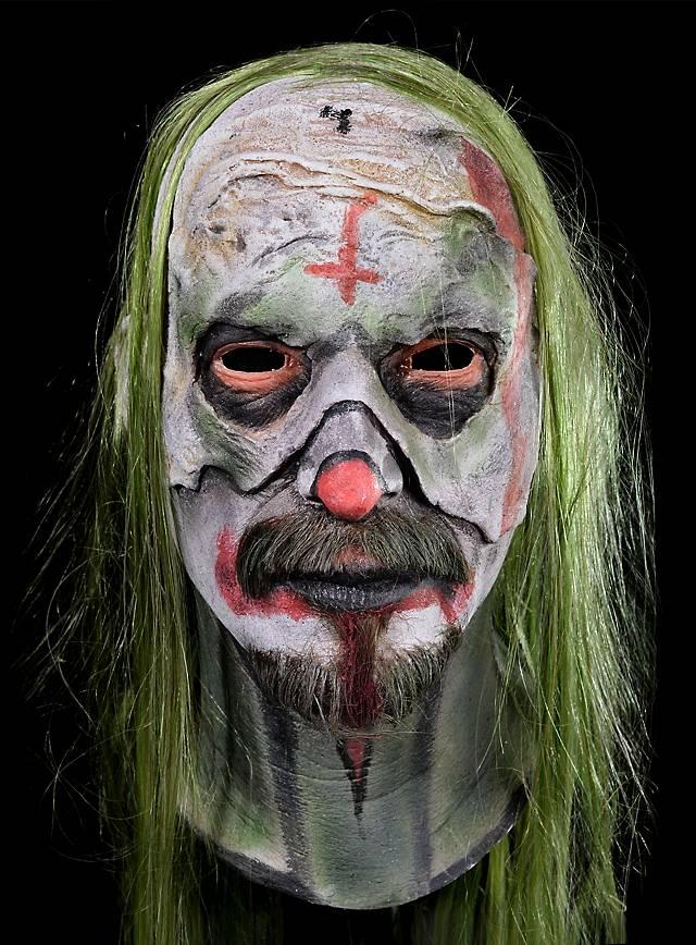 rob zombie 39 s 31 psycho maske horrorfilm maske. Black Bedroom Furniture Sets. Home Design Ideas