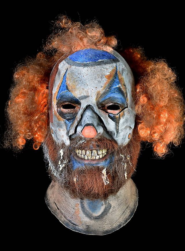 rob zombie 39 s 31 schitzo maske horrorfilm maske. Black Bedroom Furniture Sets. Home Design Ideas