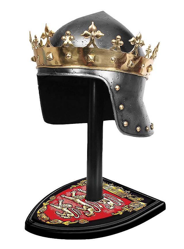 Robin Hood König Richard Helm
