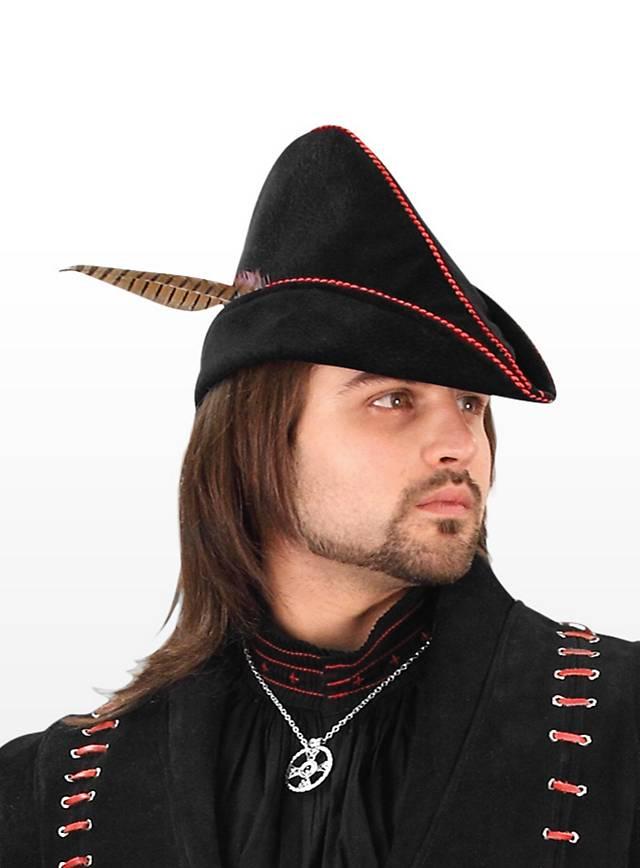 Robin Hood Mütze schwarz