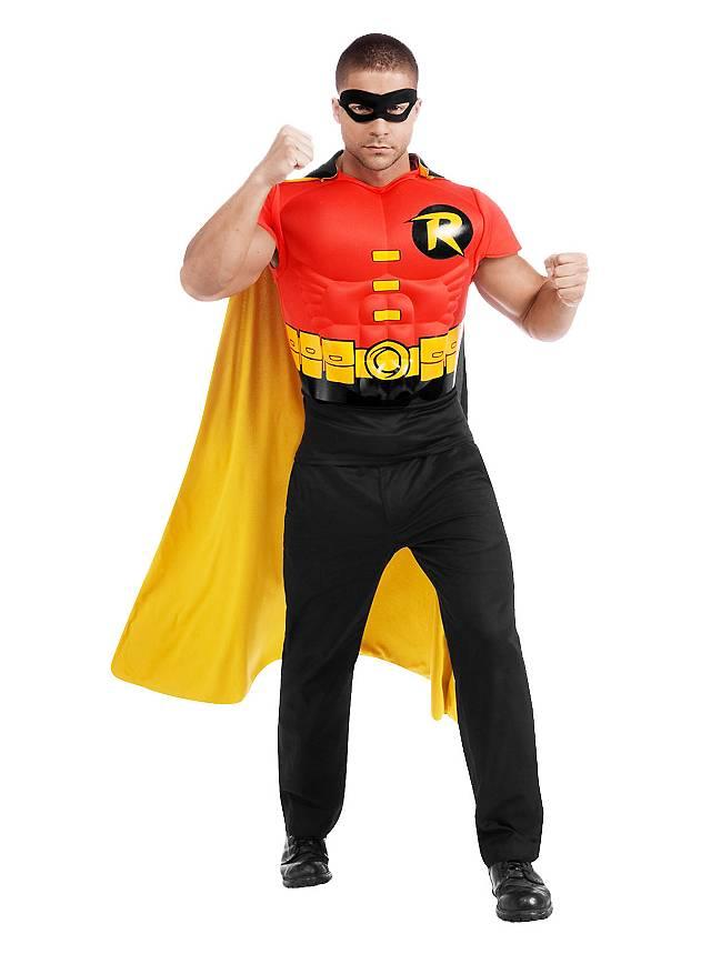 Robin Muskelshirt Kostüm