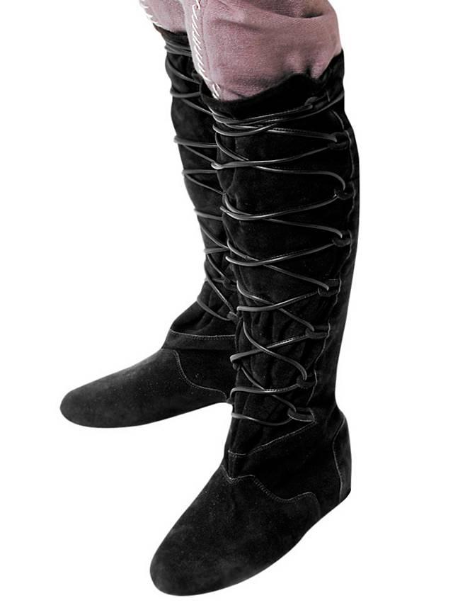 Robin of Locksley Stiefel schwarz