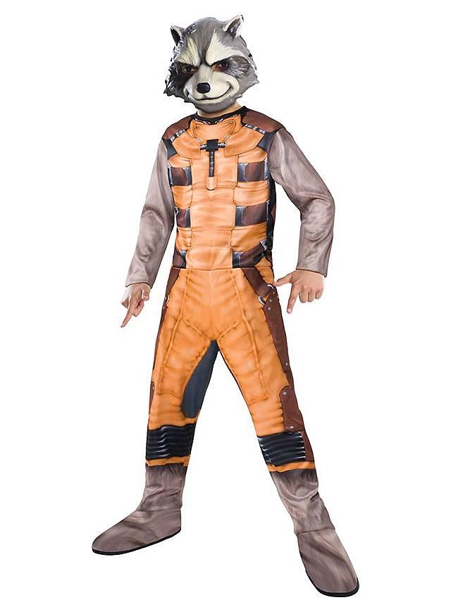 Rocket Raccoon Kostüm für Kinder
