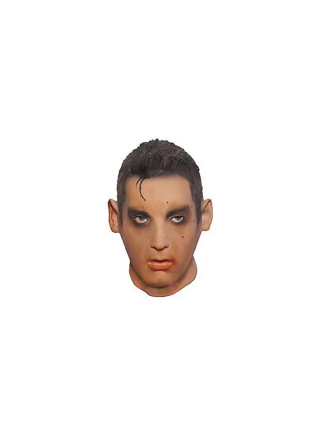 Rockstar Maske aus Schaumlatex