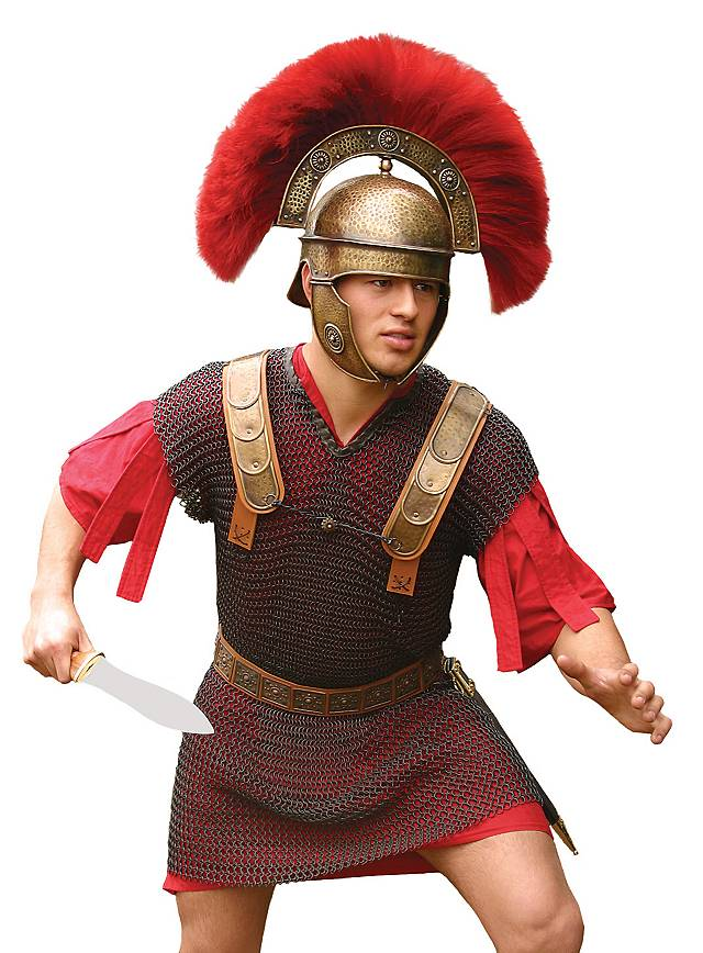 Römische Schulterpanzerung Centurio