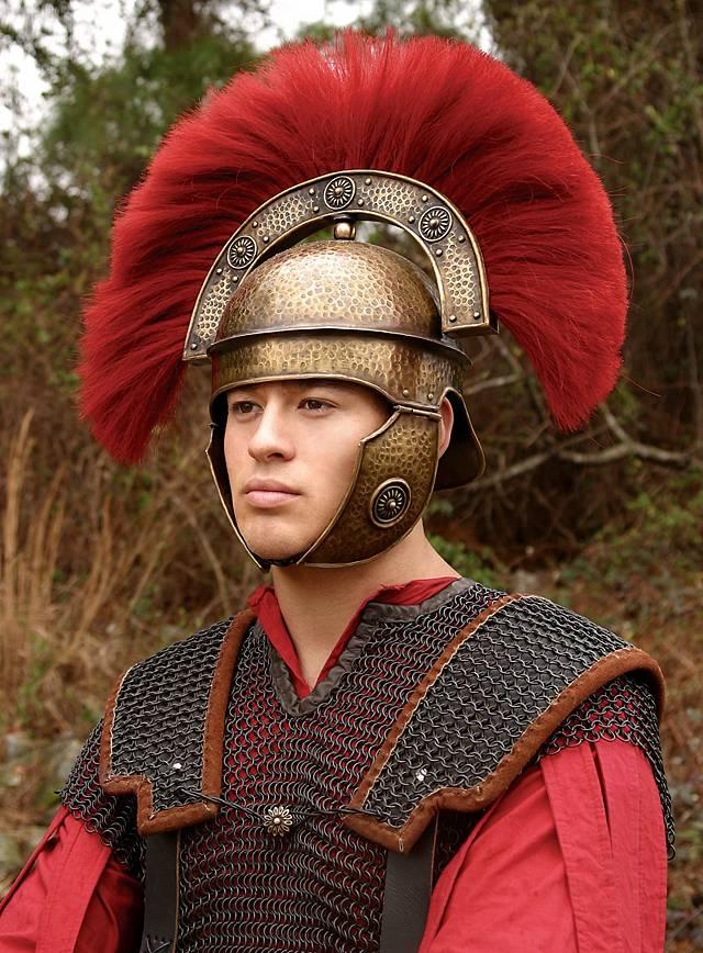 Römischer Helm Centurio