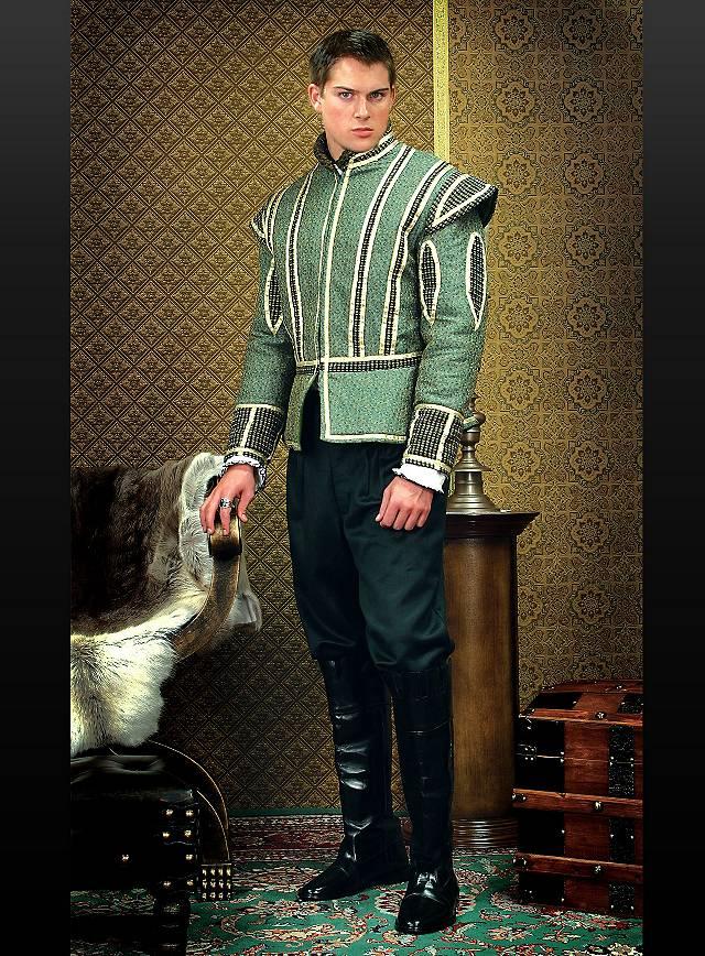 Roi Henri VIII Déguisement