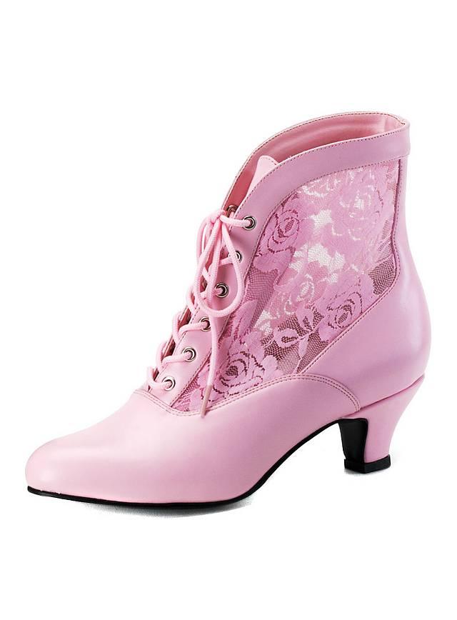 Rokoko Schuhe pink
