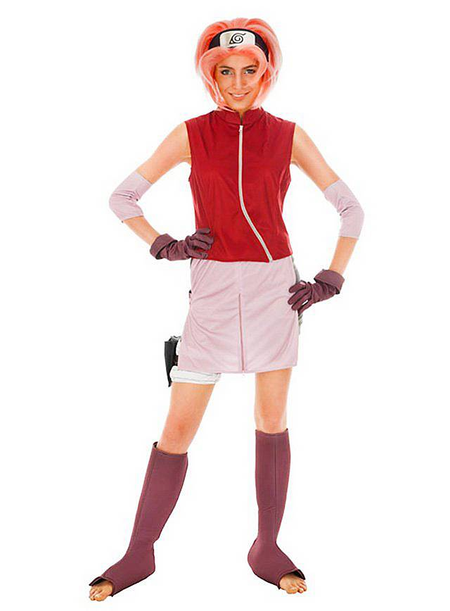 Sakura Haruno Kostüm