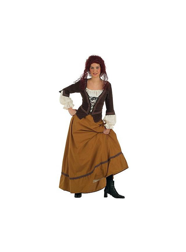 Saloon Girl Kostüm