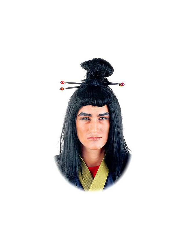 Samurai Perücke