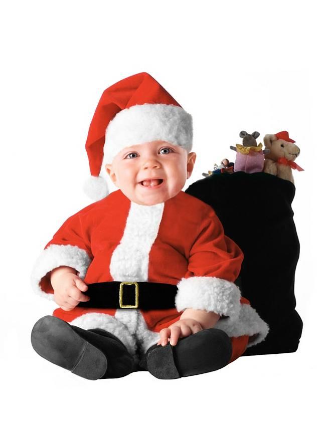 Santa Claus Infant Costume