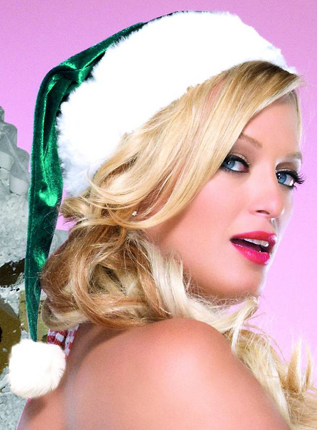Santa Elf Hat