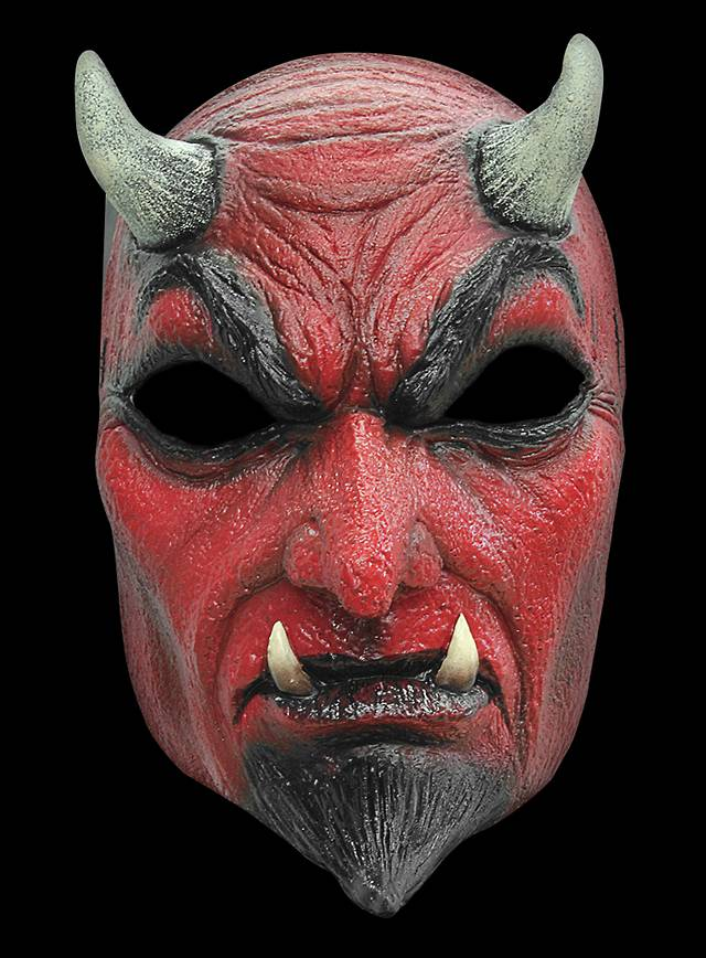 how to make a latex mask look real