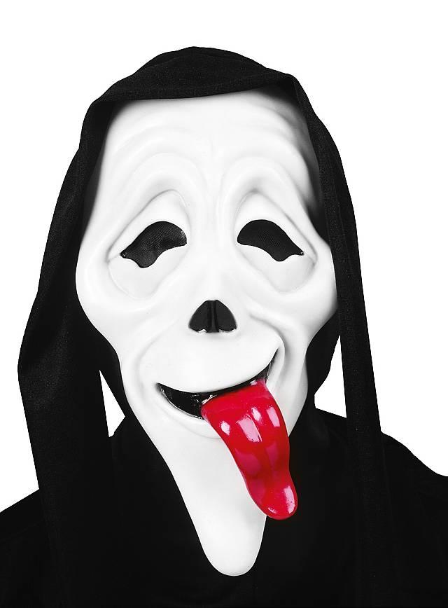 Scary Movie Whaas Up Maske - maskworld.com