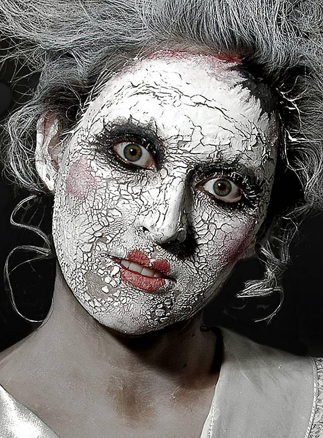 Scary Skin blanc