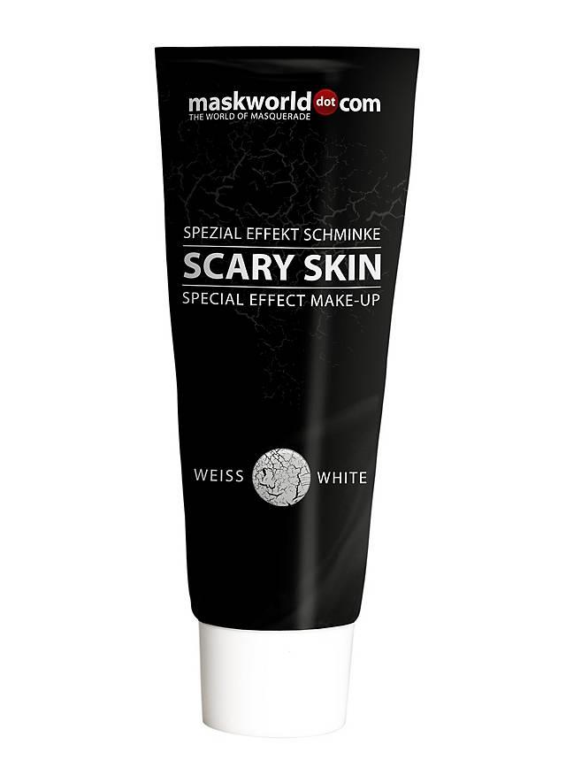 Scary Skin white