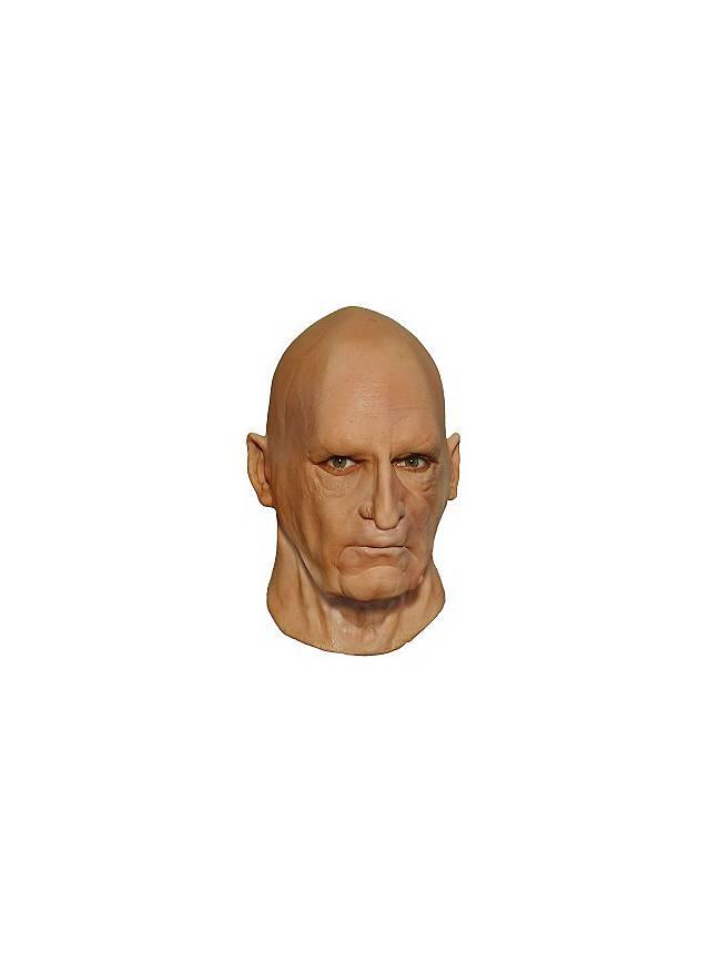 Scharfrichter Maske aus Schaumlatex