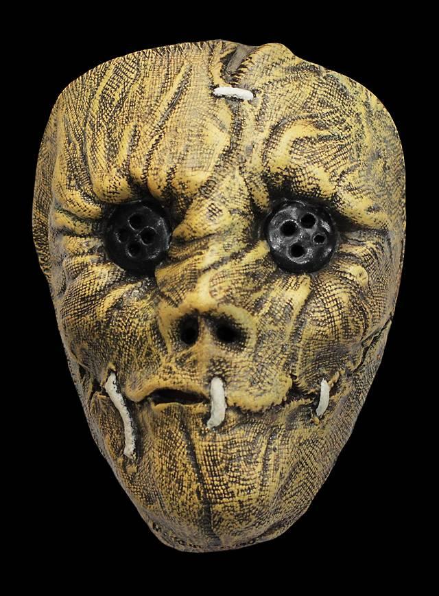 Scheuche Maske des Grauens