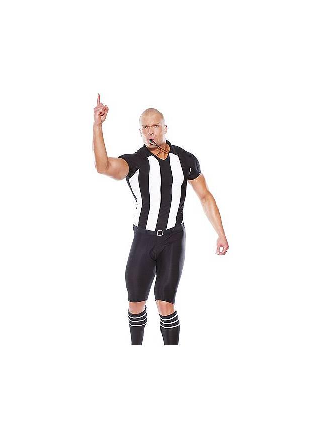 Schiedsrichter Kostüm sexy
