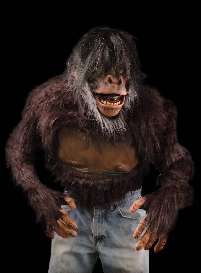 Schimpanse Deluxe Kostüm