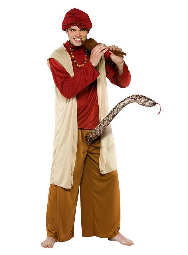 schlangenbeschworer kostum