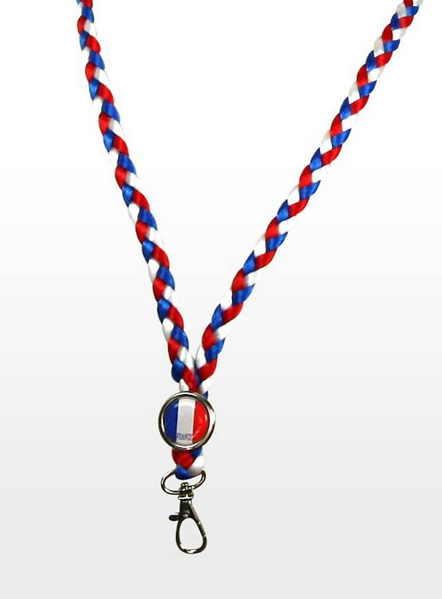 Schl Sselband Frankreich Fanartikel