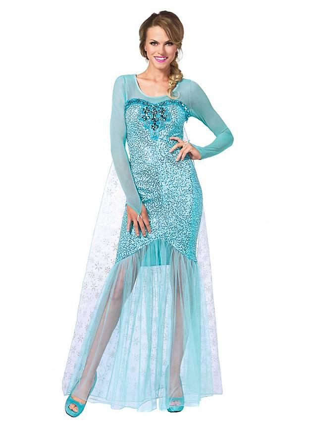 Die Eiskönigin Kostüm für Damen
