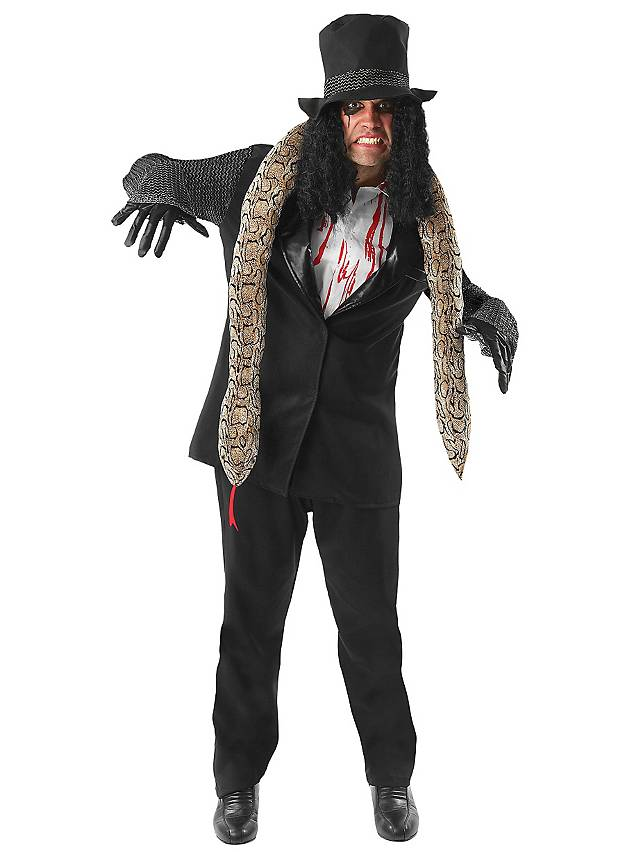 Schock-Rocker Kostüm