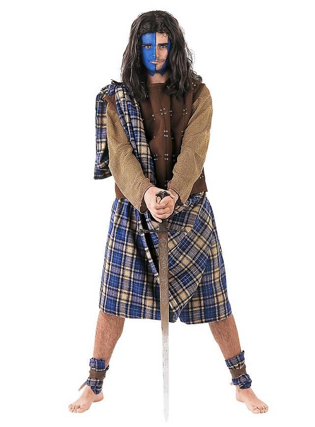 Schottischer Highlander Kostüm